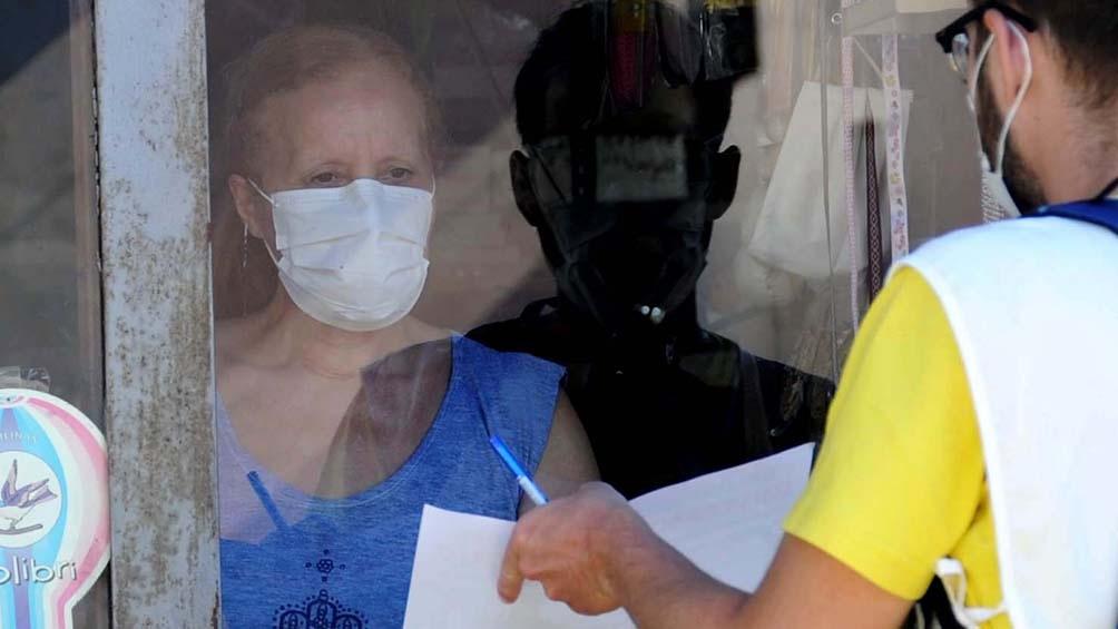 Con 10.673 nuevos contagios, la provincia de Buenos Aires llegó a 1.414.299 casos