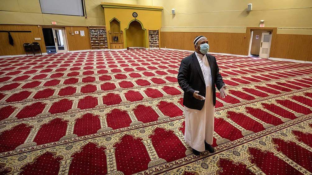 Ramadán, con distanciamiento social