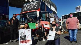 Lammens y Guerrera se reúnen esta tarde con los transportistas del sector turístico