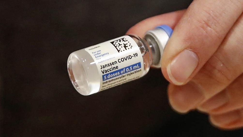 Europa advierte sobre trastornos que puede causar la vacuna de Johnson & Johnson
