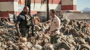 Zack Snyder y Netflix presentaron el tráiler de su próxima película de zombies