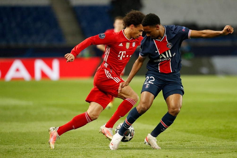 Sané, uno de los más desequilibrantes en el Bayern Munich (foto: @FCBayernES)