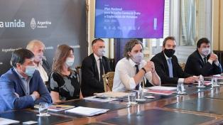 El Gobierno presentó el Plan Bienal, Integral y Federal contra la trata de personas