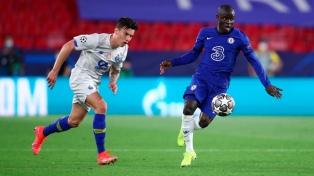 """Chelsea perdió ante el Porto, pero le alcanzó para el pase a """"semis"""""""