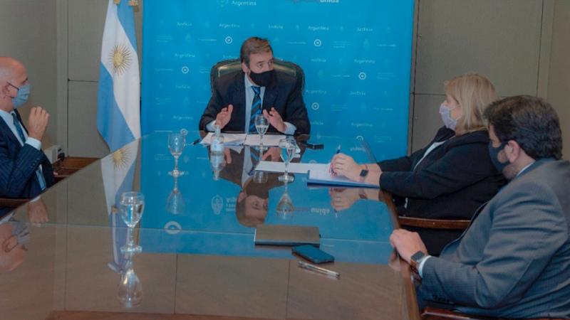 Soria planteó ante Tribunales Orales Federales la necesidad de implementar el sistema acusatorio