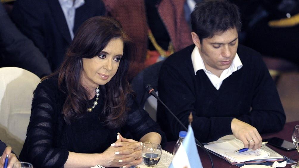 La Vicepresidenta y el gobernador de Buenos Aires fueron sobreseídos junto con Alejandro Vanoli y Miguel Pesce.