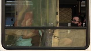 Intensificaron los controles sobre ventanas abiertas en el transporte público