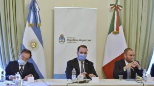 Destacan avances en las negociaciones por la deuda durante la gira europea de Guzmán