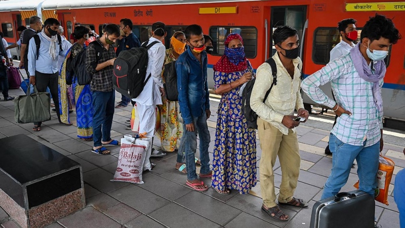 India confina una semana a su capital ante el recrudecimiento del coronavirus