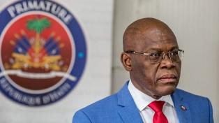 Dimitió el gobierno de Haití, en plena crisis política y de inseguridad