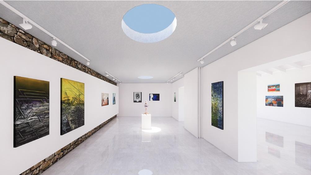 El nuevo museo contará con más de 600 obras reunidas por Oliva Drys a lo largo de un cuarto de siglo.