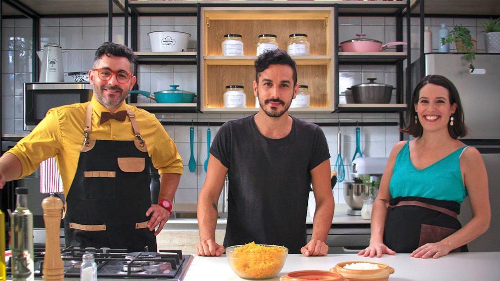 Braceli, Slipak y López