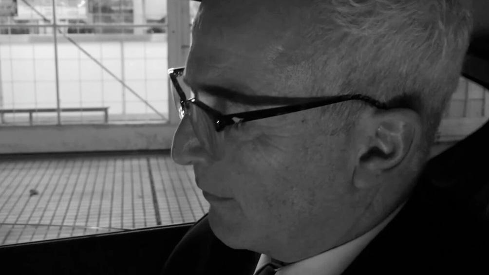 """Jorge Ferrucci en """"El Presi"""""""