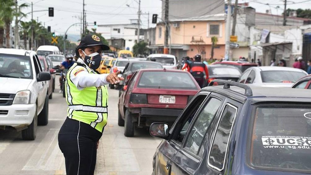 Declararon estado de excepción en 16 provincias de Ecuador por el coronavirus
