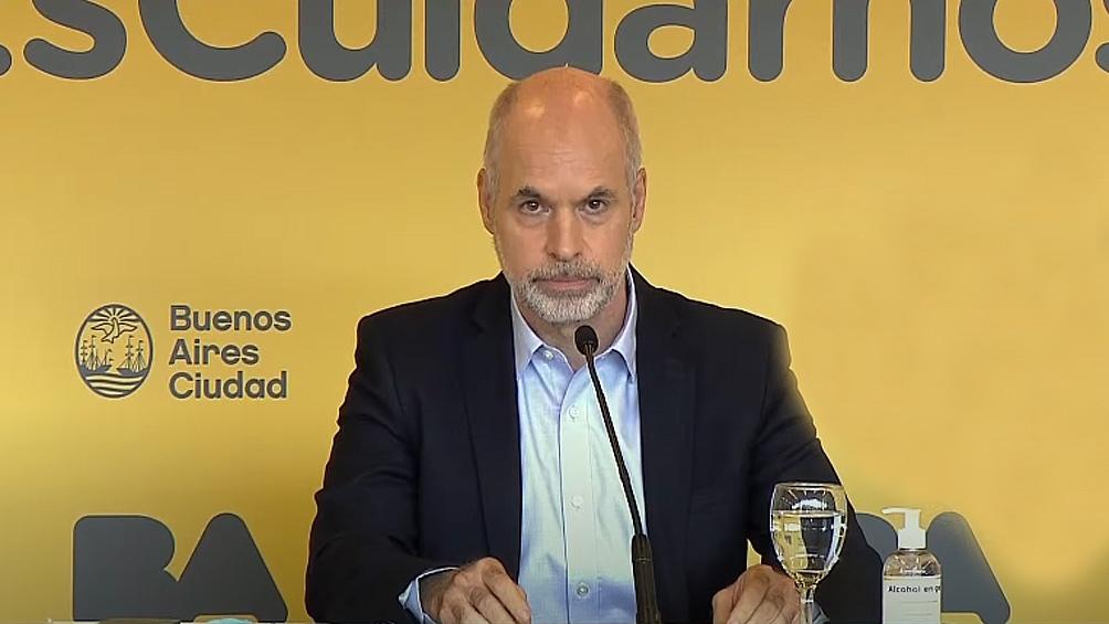 """Exigieron al jefe de Gobierno, Horacio Rodríguez Larreta, una """"fuerte inversión en políticas sociales, de ingreso y de fortalecimiento de la economía popular""""."""