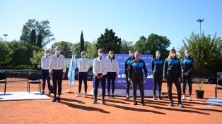 Podoroska abre la serie ante Kazajistán y Carlé será del segundo turno