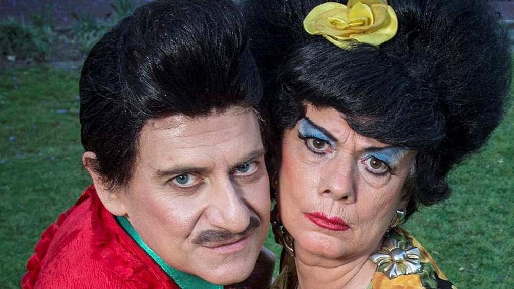 Viola y Alberti