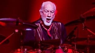 Mick Fleetwood anticipa un tema con David Gilmour de su disco homenaje a Peter Green