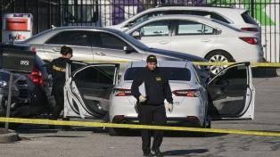 Ocho muertos durante un tiroteo en Estados Unidos