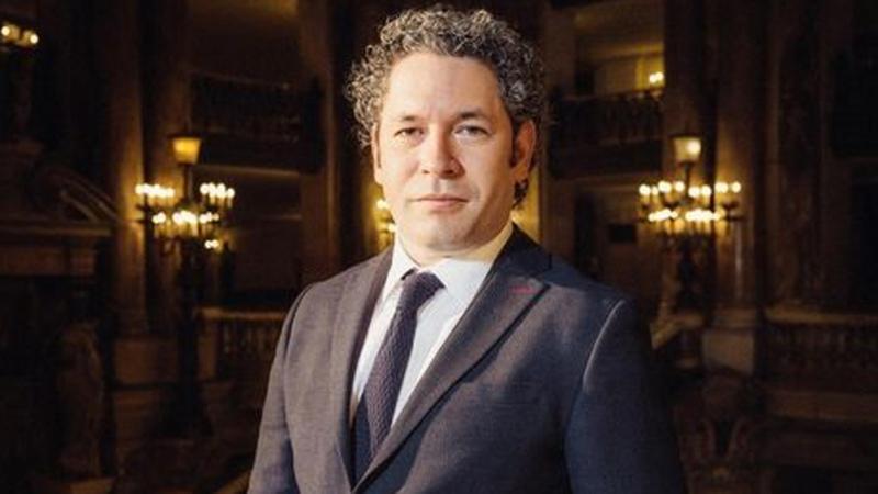 El venezolano Gustavo Dudamel será el nuevo Director Musical de la Ópera de París
