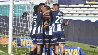 Talleres empató con Deportes Tolima en Colombia