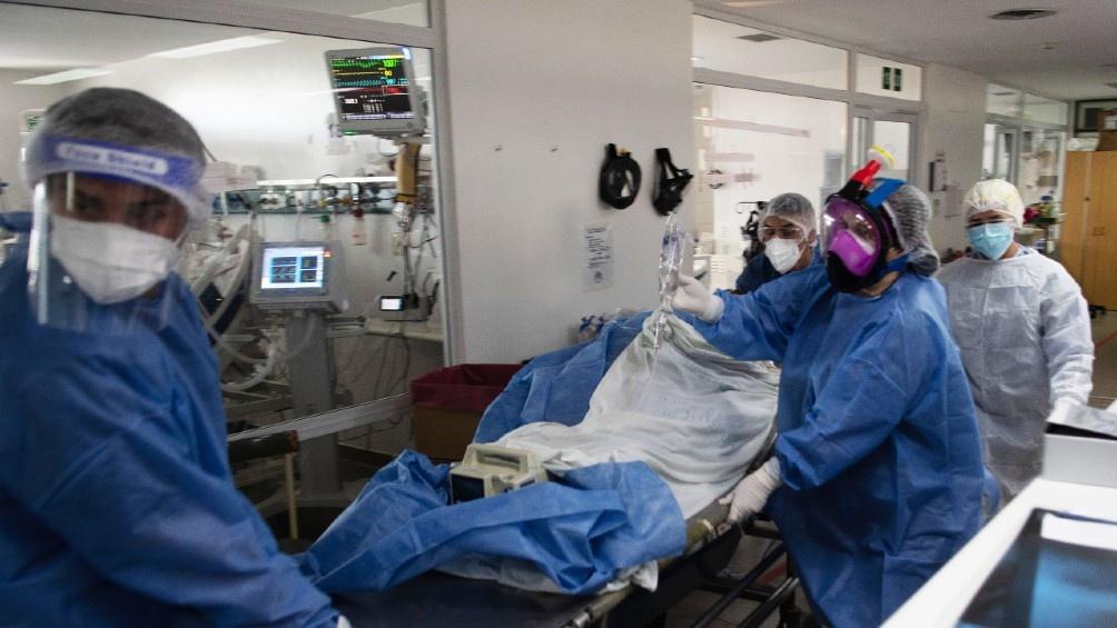 Las camas de terapia intensiva del sistema público de salud en Provincia creció 275% desde la pandemia.