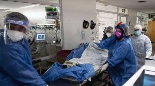 Murieron 490 personas y 25.976 fueron reportadas con coronavirus en el país