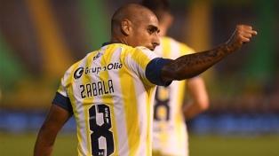 Aldosivi sufrió a un Rosario Central de contra y perdió en Mar del Plata