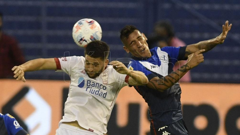 Vélez y Huracán animan uno de los duelos de la 10ma fecha de la Copa de la Liga