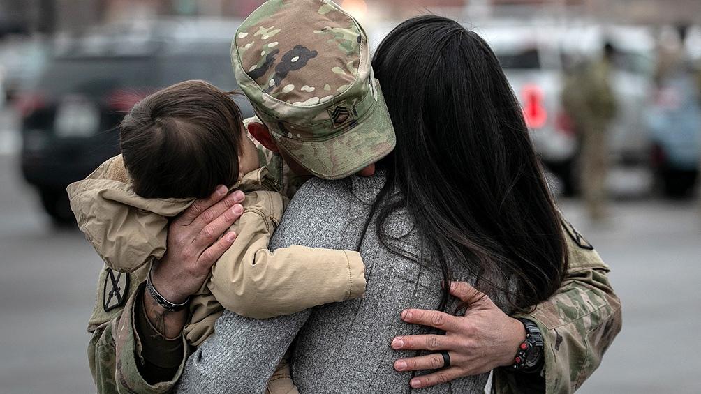 Partida de las fuerzas estadounidenses de Afganistán