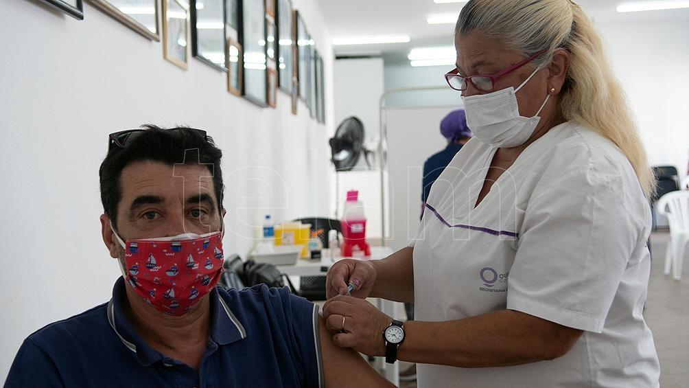 """Eduardo Tagliabue: """"No soy antivacuna, desde niño me vacuné siempre contra un montón de enfermedades"""""""