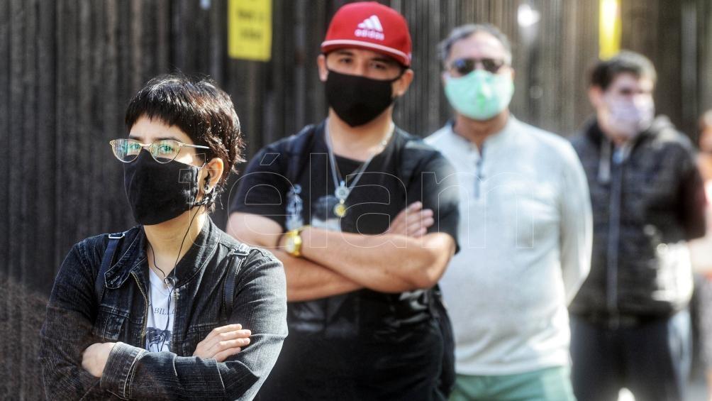"""""""La situación en las clínicas privadas de la Ciudad, con esta explosión de casos, se saturó""""."""