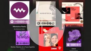 Podcasts literarios: una pausa en la cultura visual que rescata la riqueza de la oralidad