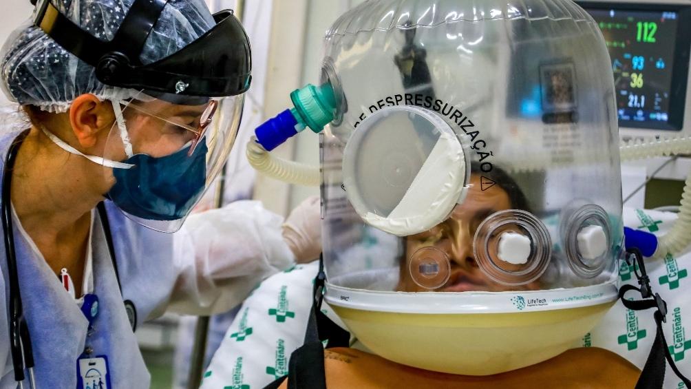 La pandemia superó los 200 millones de contagios en el mundo
