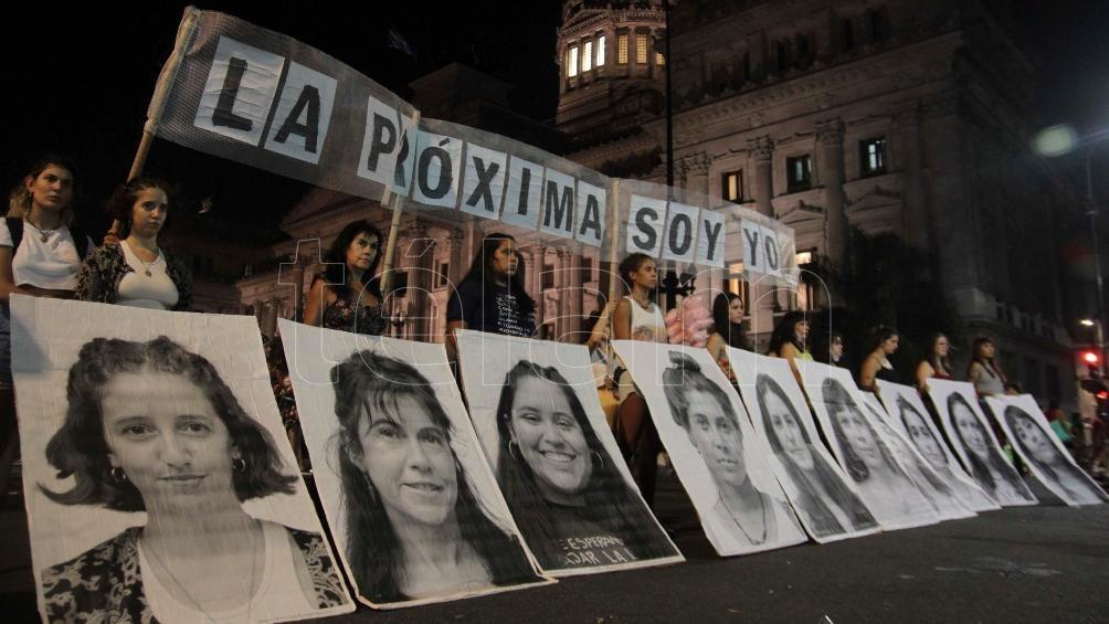 El sondeo revela que 82 niñas y niños quedaron sin madre a causa de los femicidios.
