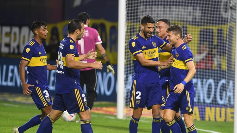 Boca retornó a la senda del triunfo frente a Atlético Tucumán