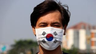 Corea del Sur superó los 600 casos de coronavirus por cuarto día seguido