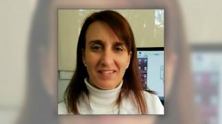Viegas es bioquímica, investigadora del Conicet y trabaja en el Hospital de Niños Ricardo Gutiérrez