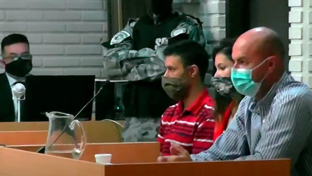 Javier Peralta, el acusado del femicidio de Angelina Cáceres (13).