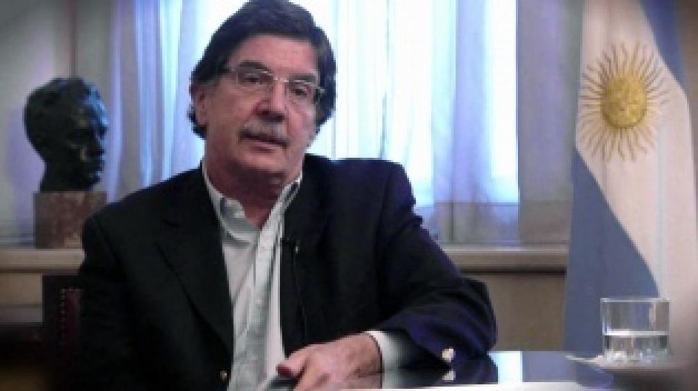 Alberto Sileoni, exministro de Educación.