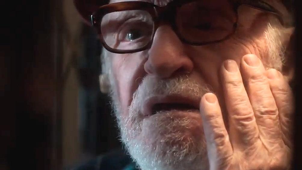 Pepe Soriano, a los 91 años