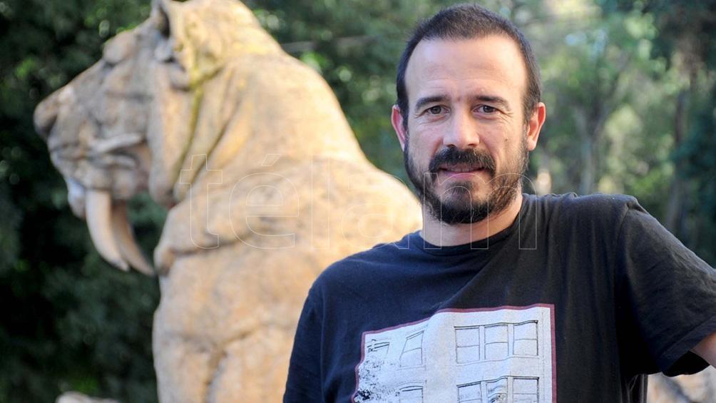 Luciano Prates, uno de los especialistas que participó de la investigación.