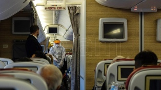 El tráfico aéreo de pasajeros en la Argentina se normalizaría recién en 2025