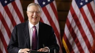 Murió el exvicepresidente de Estados Unidos Walter Mondale