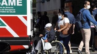 Se registraron 21.220 contagios y hubo 298 muertes por coronavirus en el país