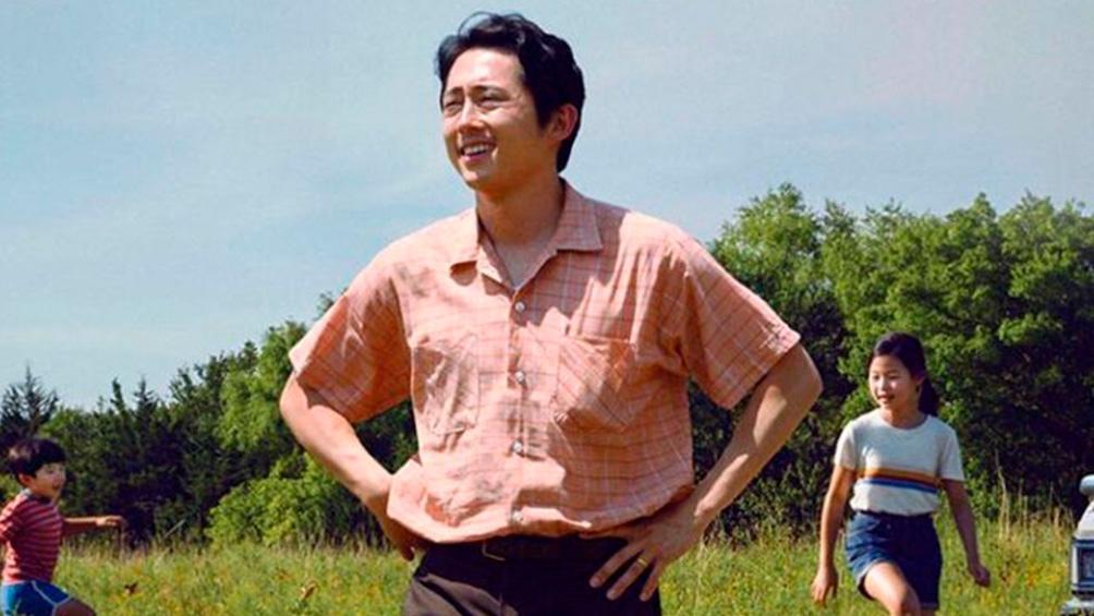 """El coreano Steven Yeun alcanzó fama con su papel en """"The walking death"""""""
