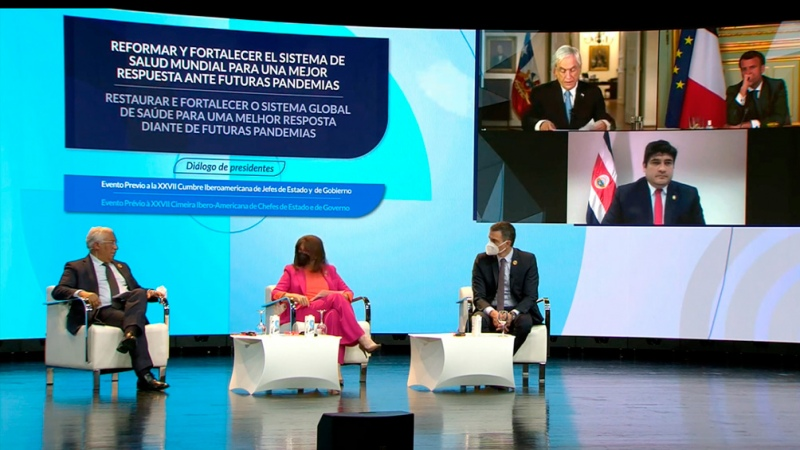 "La Cumbre Iberoamericana se comprometió a trabajar por una ""acción climática sostenible"""