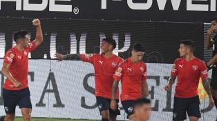 Independiente lo empató al final  ante City Torque en Montevideo