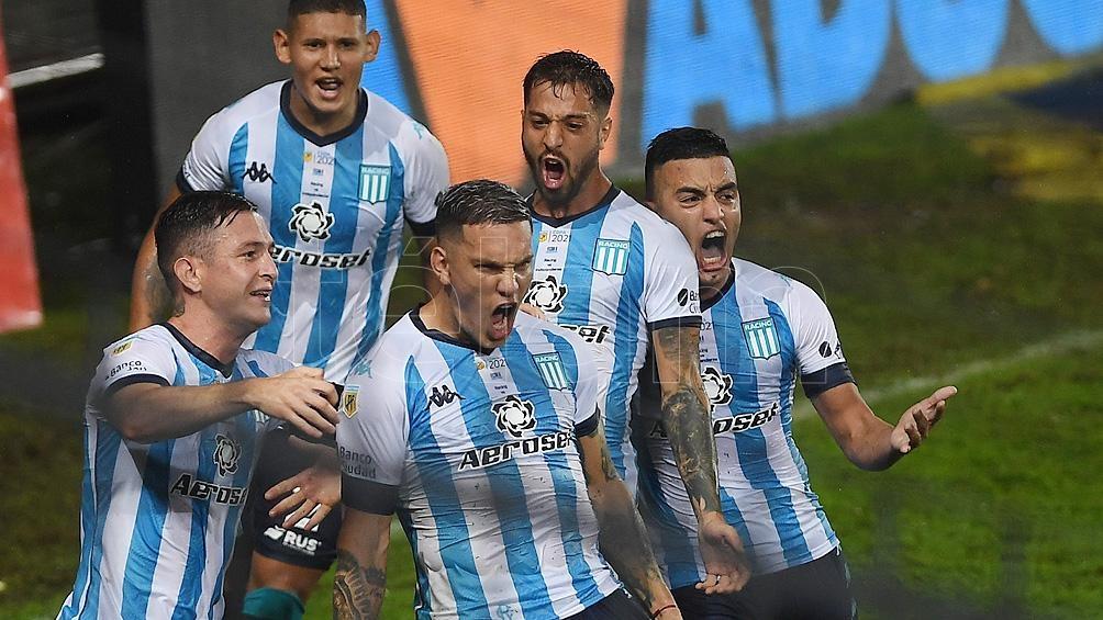 Racing Club debuta en la Copa Libertadores ante Rentistas de Uruguay