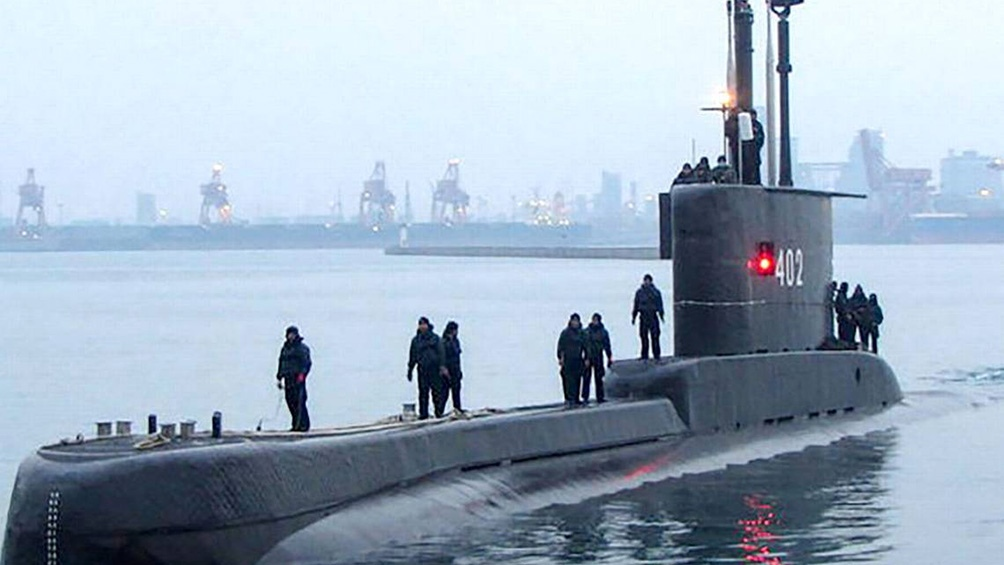 El submarino, armado en Alemania, iba a participar en maniobras que incluían lanzamiento de torpedos.